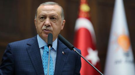Der türkische Staatspräsident sieht in dem Iran einen strategischen Partner.