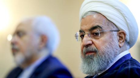 Der iranische Präsident Hassan Rohani.