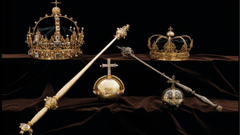 Jahrhundertraub von Kronjuwelen in Schweden: Von den Tätern keine Spur
