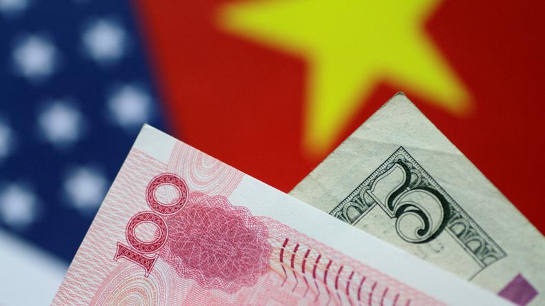 """Wird China zu """"Wechselgeld"""" der EU und USA?"""
