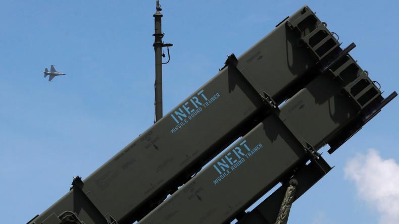 Schweden rüstet auf und kauft in den USA Patriot-Systeme gegen den Feind aus der Luft