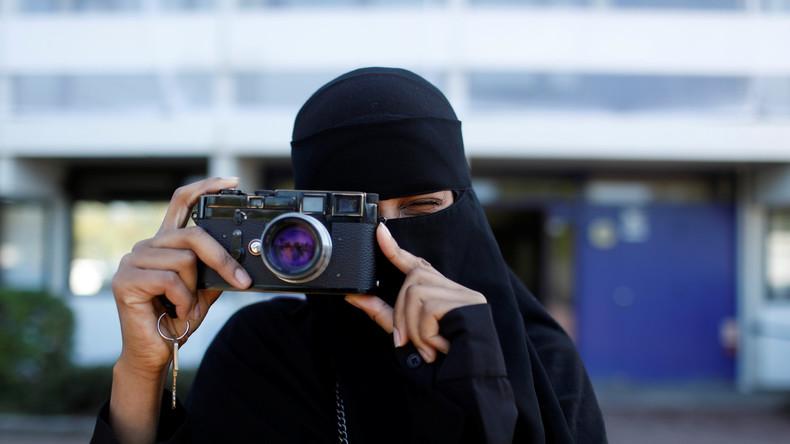 Burka-Verbot in Dänemark tritt in Kraft