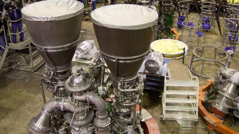Russische Technik alternativlos: Trotz Sanktionen bestellen USA sechs RD-180-Raketentriebwerke nach