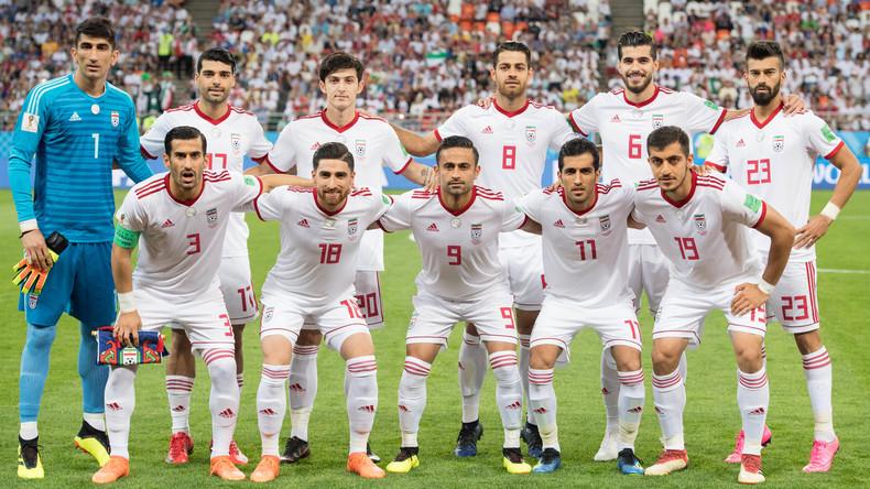 Wegen US-Sanktionen: Adidas beendet Zusammenarbeit mit iranischem Fußballverband