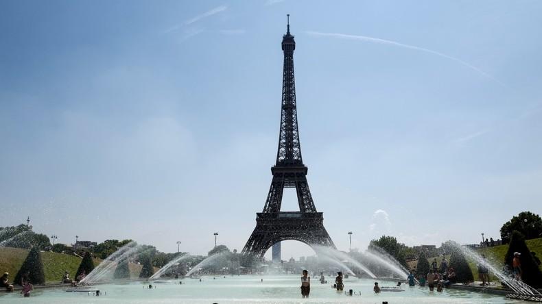 Paris: Eiffelturm wegen Streiks geschlossen
