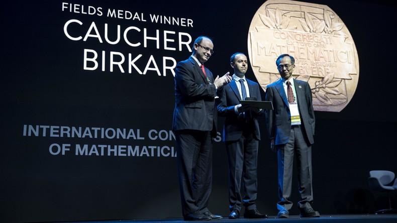 Mathematiker verliert Fields-Medaille nur 30 Minuten nach Verleihung