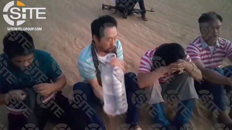 Seoul entsendet Kriegsschiff nach Libyen, nachdem Südkoreaner und Filipinos entführt wurden