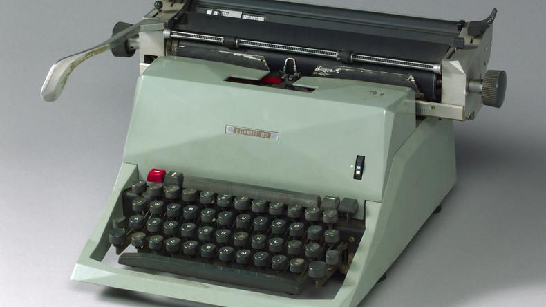 Retro-Office: Verwaltung in Alaska entstaubt Schreibmaschinen nach Cyberangriff