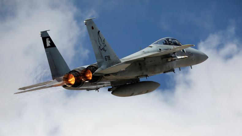 """Syrien: Israelisches Kampfflugzeug feuert auf """"Terror-Agenten"""""""