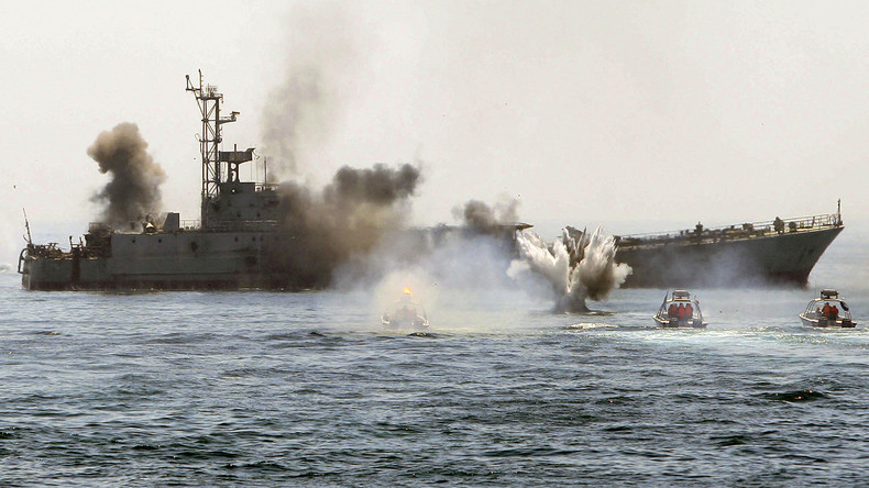 Iran plant Militärübung zur Schließung der Straße von Hormus