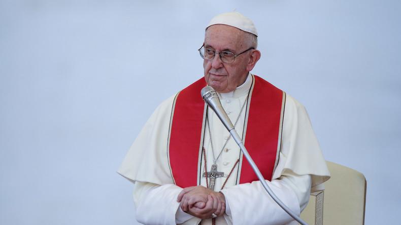 Papst Franziskus verschärft Haltung zur Todesstrafe: Absolutes Nein