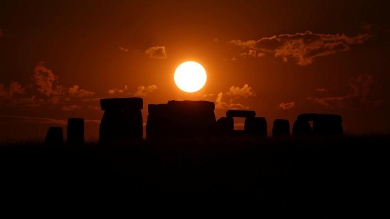 Studie: Im mysteriösen Stonehenge wurden auch Fremde bestattet