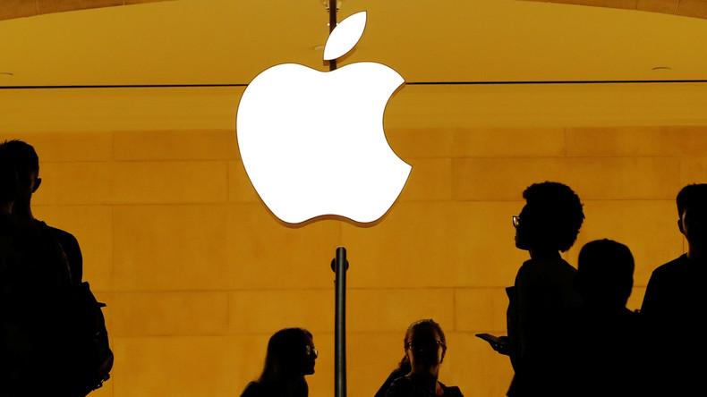 Apple-Euphorie geht weiter - Börsenwert erreicht erstmals eine Billion Dollar
