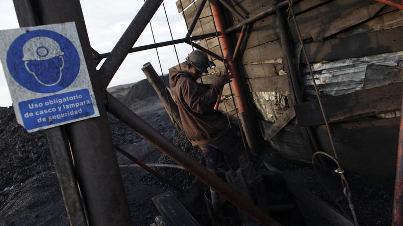 Mexiko: Mindestens zwei Tote bei Einsturz in einem Marmor-Bergwerk