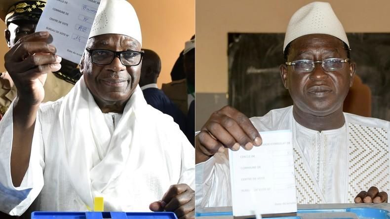 In Mali noch keine Mehrheit bei Präsidentenwahl - Stichwahl am 12. August