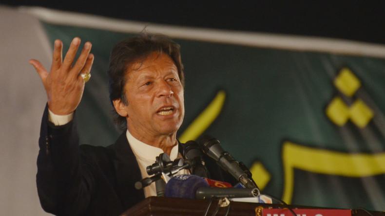 Pakistans neuer Premier bittet Großbritannien um Hilfe bei Rückführung von gewaschenem Raub-Geld