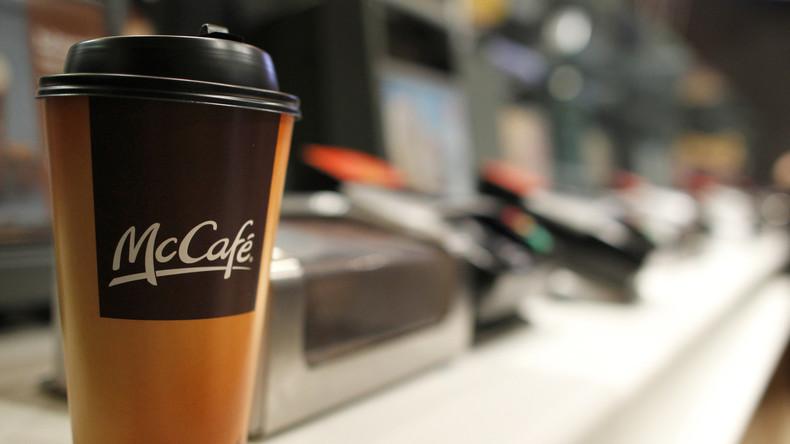 Gefährliche Zutat: McDonald's serviert Schwangerer Reinigungslösung statt Milch in Latté