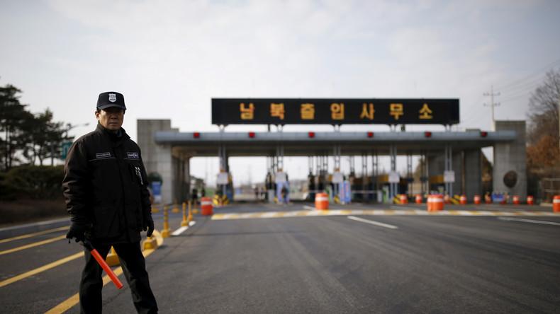 Wegen US-Sanktionen: Annäherung zwischen Nord- und Südkorea vertagt