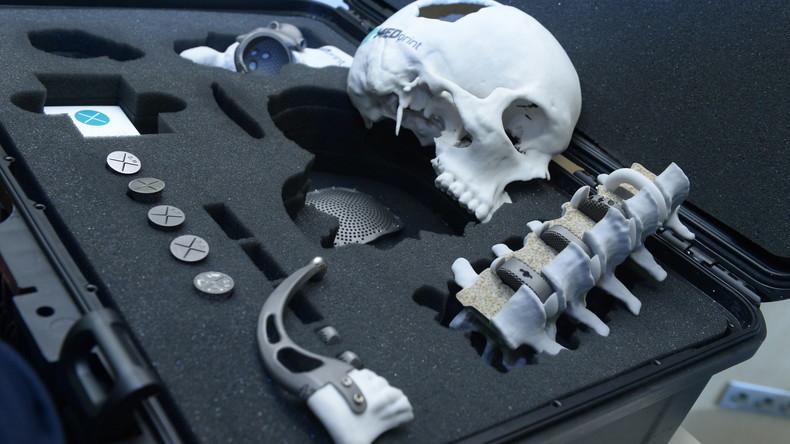 USA: Baupläne für Waffen aus dem 3D-Drucker wieder offline (Video)