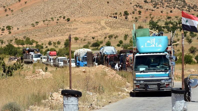 210.000 Anträge: Syrische Flüchtlinge in Libanon und Jordanien wollen nach Hause
