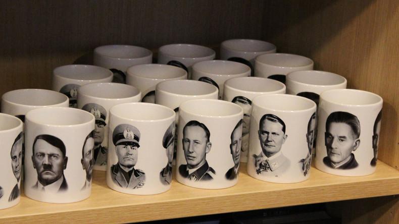Tschechien: Hitler-Tassen nicht gesetzwidrig, Polizei stellt Ermittlungen ein