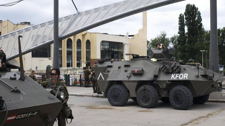 Kosovo: Angst vor neuer Gewalt wegen Fristende für Serben-Autonomie – KFOR zieht Kräfte zusammen
