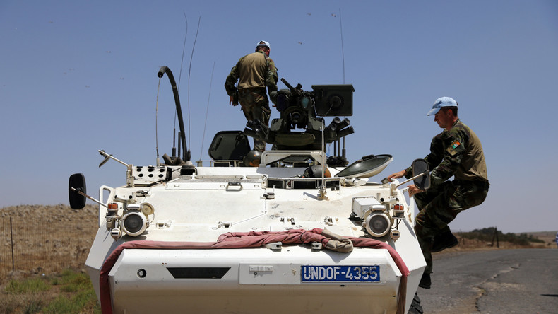Vereinte Nationen bestätigen Rückkehr von UN-Soldaten auf Golanhöhen