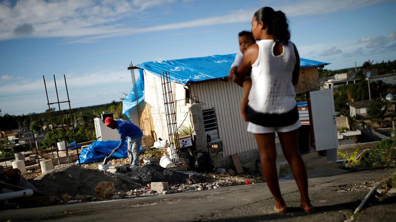 "Puerto Rico bittet USA um mehr Hilfe nach Hurrikan ""Maria"""