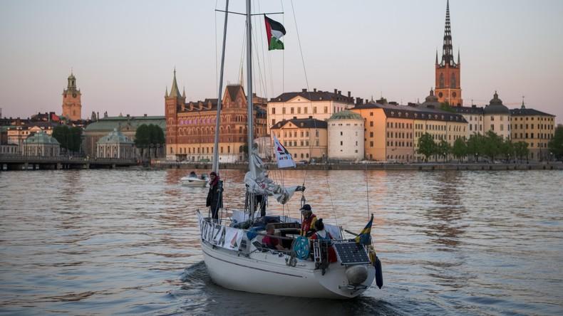 Israelische Marine fängt Solidaritätsschiff vor Gaza ab