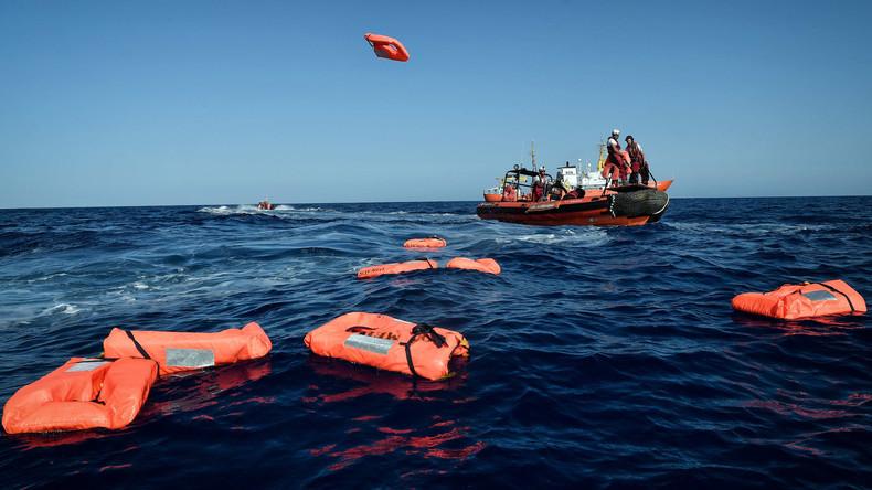 Vereinte Nationen stufen Mittelmeer als tödlichste Route für Flüchtlinge ein