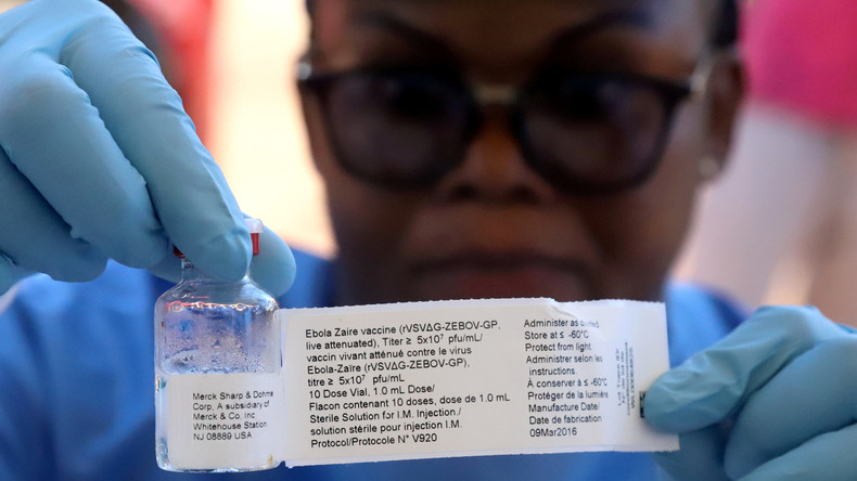 Ebola-Ausbruch in Kongo: Gesundheitsbehörden gehen von 33 Toten aus