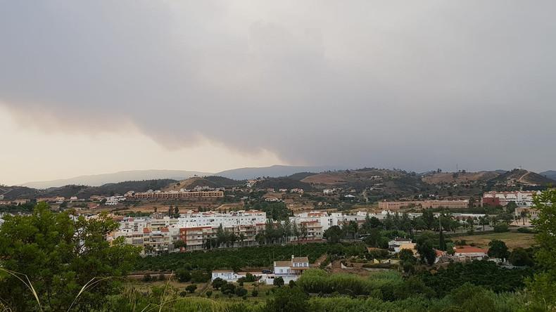 Dutzende Waldbrände in Portugal