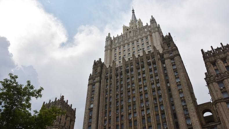 Russland verurteilt Anschlagsversuch auf Nicolás Maduro