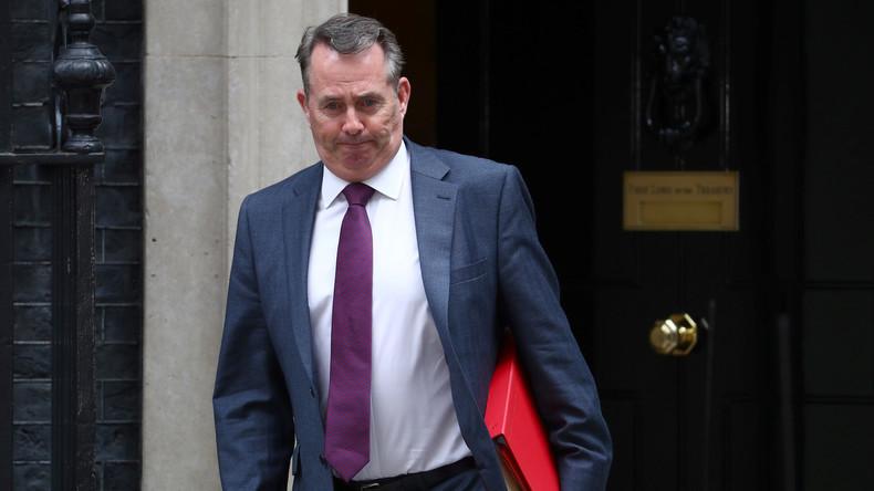 Großbritanniens Handelsminister schätzt Wahrscheinlichkeit für No-Deal-Brexit auf 60 Prozent