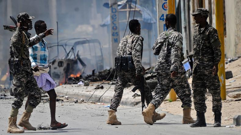 Mindestens zwölf Tote bei Bombenanschlag in Somalia