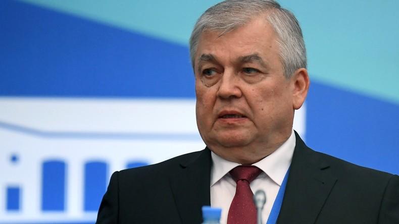 """Russlands Sondervertreter für Syrien: """"Die Amerikaner haben sich selbst in eine Sackgasse getrieben"""""""