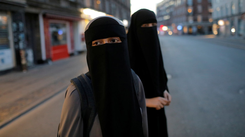 Dänemark verhängt erstmals Geldstrafe für Vollverschleierung
