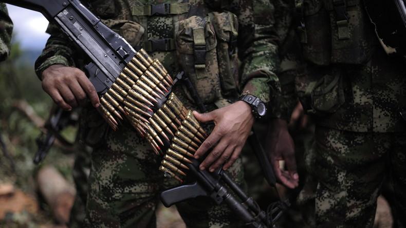Hochrangiger Drogenboss in Kolumbien gefasst