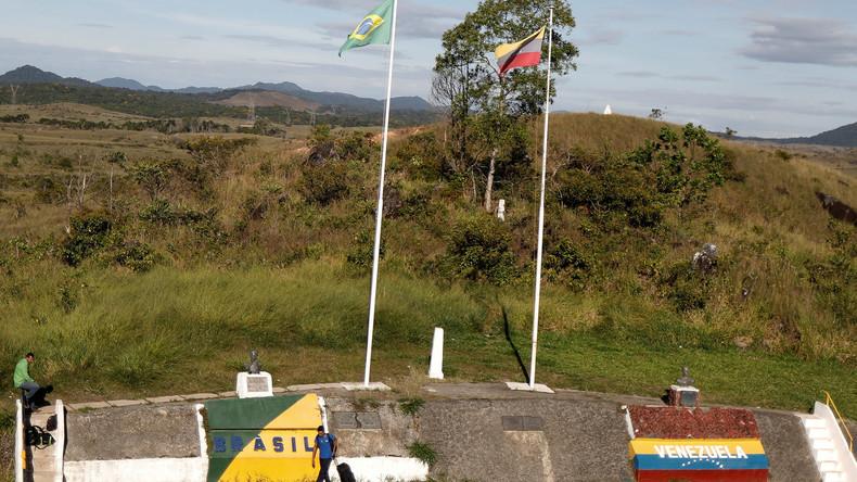 Brasilien macht Staatsgrenze mit Venezuela dicht – aber nur für ein paar Stunden