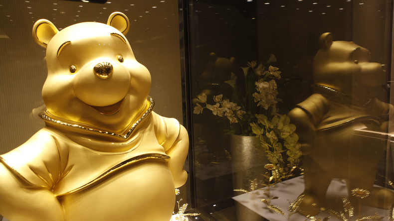 """Kein Visum für """"Christopher Robin"""": Disneyfilm über Pu den Bären in China verboten"""