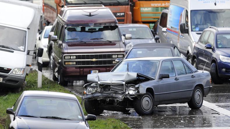 Nach Unfallserie auf A2: Niedersachsen setzt Elfenbeauftragte ein