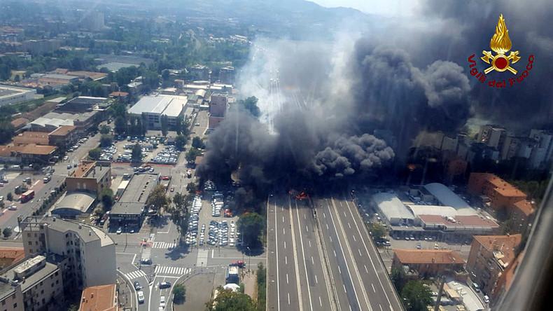 Zahl der Verletzten nach Explosion in Bologna steigt auf 145