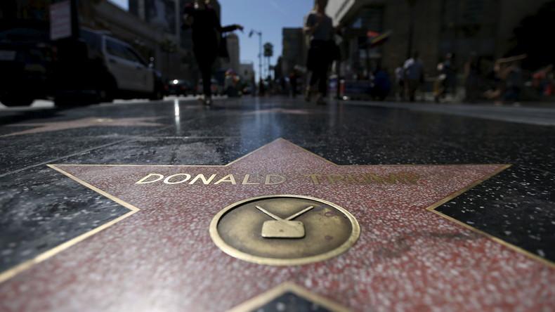 Stadtrat von West Hollywood will Trumps Walk-of-Fame-Stern entfernen lassen