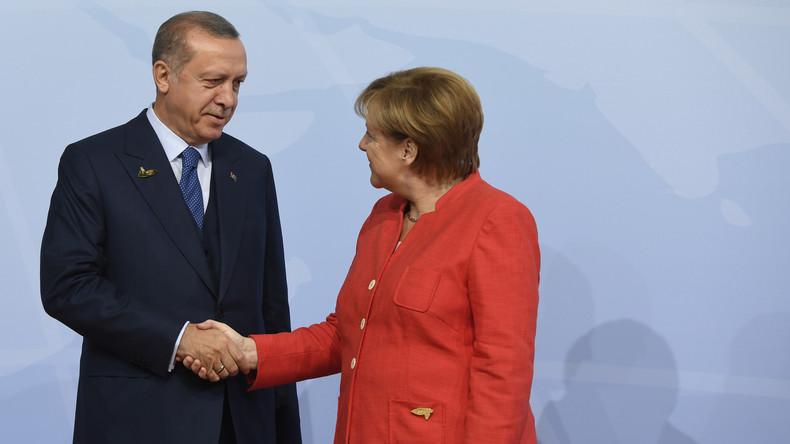 Erdoğan kommt Ende September zu Staatsbesuch nach Deutschland