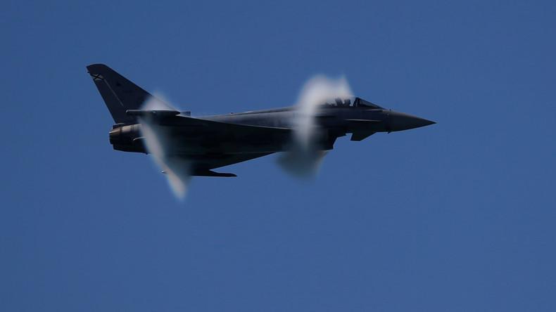 Spanischer Nato-Kampfjet feuert versehentlich Rakete über Estland ab