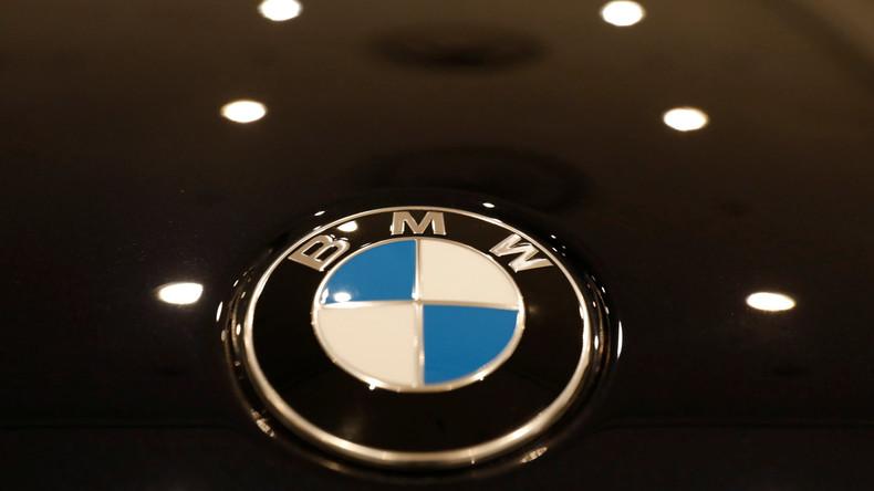 Brandgefahr: BMW ruft 324.000 Autos zurück