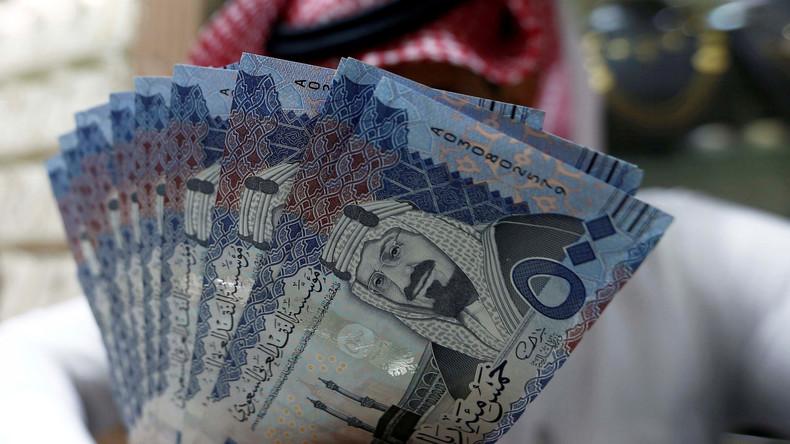 """Saudi-Arabien will kanadische Anleihen abstoßen - """"ohne Rücksicht auf Verluste"""""""