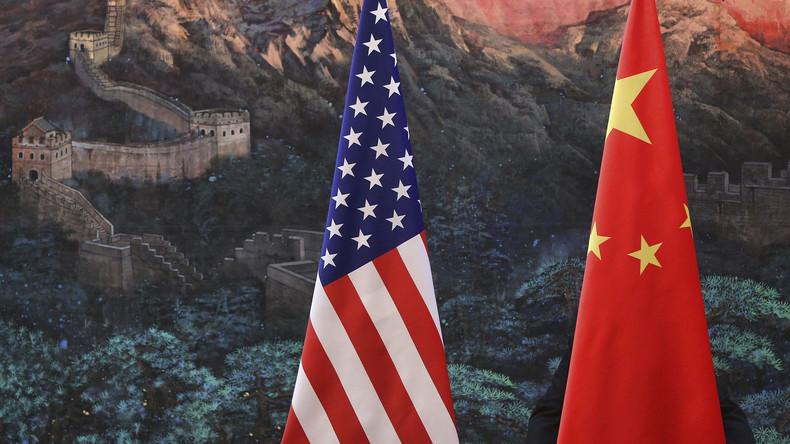 Handelsstreit: China kündigt nach neuen US-Strafzöllen Vergeltung an