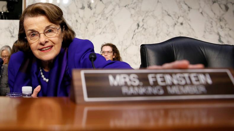 US-Senatorin Feinstein - der Doppelstandard einer antirussischen Scharfmacherin (Video)