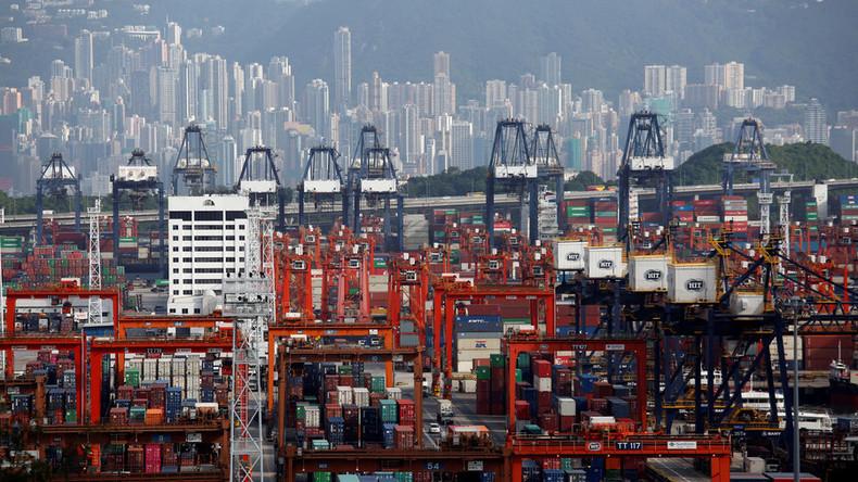 Russische Wirtschaft profitiert vom Handelskrieg zwischen USA und China